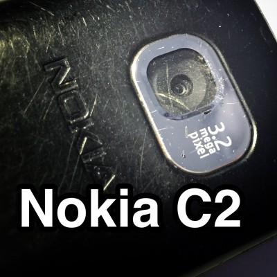 Nokia C2 cameratelefoon