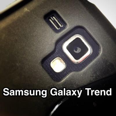 Samsung galaxy trend cameratelefoon
