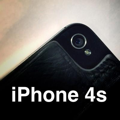 iPhone 4s cameratelefoon