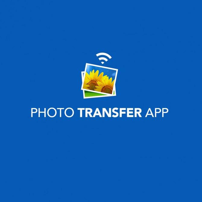 Foto's downloaden vanuit Dropbox – Photo Transfer App