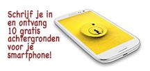 Schrijf je in voor de nieuwsbrief van mobielefotografie.nl en ontvang nu 10 gratis achtergronden.