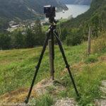 Smartphone maakt time-lapse video