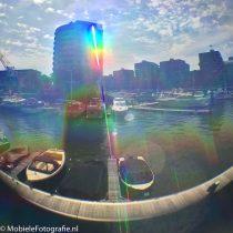 De Trippy Clip lens – Regenboogkleuren op je mobiele foto's
