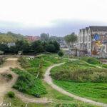 Rotterdam-Zuid, de foto na de de HDR-emulatie bewerking in Snapseed.
