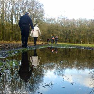 Foto gemaakt met een goedkope mobiele telefoon: winterwandeling in Drenthe [Nokia C2]