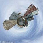 Wilhelminapier in Rotterdam in de Planetical app. [iPhone6]