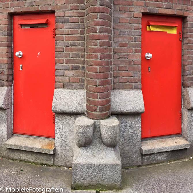 De regel van symmetrie in je mobiele fotografie