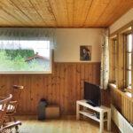 HDR fotografie is zeer geschikt voor het fotograferen van een interieur waarbij je ook door een raam naar buiten kan kijken. [iPhone 6]