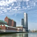 Rottedam Zuid - Maastoren rechtop gezet met Snapseed Perspectief tool